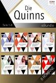 Die Quinns - Teil 1 - 8 (eBook, ePUB)