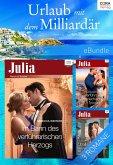 Urlaub mit dem Milliardär (3-teilige Serie) (eBook, ePUB)