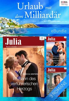 Urlaub mit dem Milliardär (3-teilige Serie) (eBook, ePUB) - Winters, Rebecca