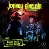 Johnny Sinclair - Dicke Luft in der Gruft (Teil 2 von 3), 1 Audio-CD