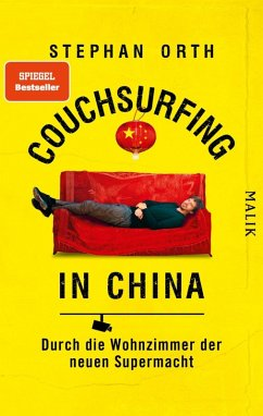 Couchsurfing in China (eBook, ePUB) - Orth, Stephan