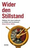 Wider den Stillstand (eBook, ePUB)