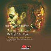 Meister des Schreckens, Folge 5: Dr. Jekyll & Mr. Hyde (MP3-Download)
