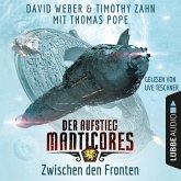 Zwischen den Fronten / Der Aufstieg Manticores Bd.3 (MP3-Download)