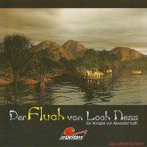 Die schwarze Serie, Folge 3: Der Fluch von Loch Ness (MP3-Download)