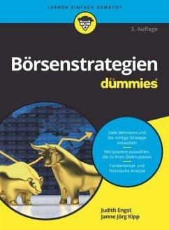 Börsenstrategien für Dummies - Engst, Judith; Kipp, Janne Jörg