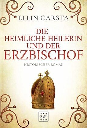 Buch-Reihe Die heimliche Heilerin
