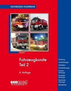 Fahrzeugkunde Teil 2 - Kemper, Hans