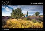 360° Frankreich - Provence Kalender 2020