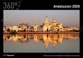 360° Spanien - Andalusien Kalender 2020