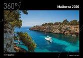 360° Spanien - Mallorca Kalender 2020