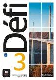 Défi 3 (B1). Livre de l'élève + CD