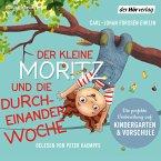 Der kleine Moritz und die Durcheinander-Woche (MP3-Download)