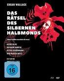 Edgar Wallace - Das Rätsel des silbernen Halbmonds Mediabook