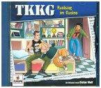 Raubzug im Casino / TKKG Bd.210 (1 Audio-CD)