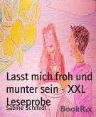 Lasst mich froh und munter sein - XXL Leseprobe (eBook, ePUB)