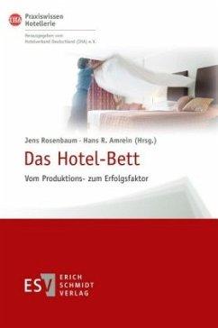 Das Hotel-Bett