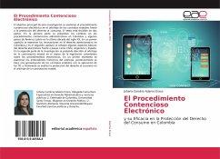 El Procedimiento Contencioso Electrónico - Adame Erazo, Johana Carolina