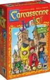 Asmodee HIGD0503 - Carcassonne, Junior, Eigenständiges Spiel