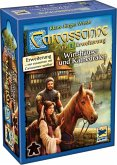 Carcassonne, Wirtshäuser und Kathedralen (Spiel-Zubehör)