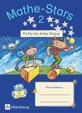 Mathe-Stars - Fit für die nächste Klasse. Fit für die 3. Klasse