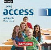English G Access - G9 - Ausgabe 2019 - Band 1: 5. Schuljahr, Audio-CDs / English G Access - G9 - Ausgabe 2019 .1
