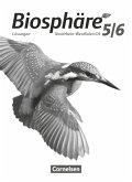 Biosphäre Sekundarstufe I - Gymnasium Nordrhein-Westfalen G9 5./6. Schuljahr - Lösungen zum Schülerbuch