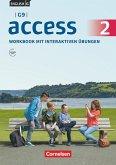 English G Access - G9 - Band 2: 6. Schuljahr - Workbook mit interaktiven Übungen auf scook.de