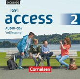 English G Access - G9 - Ausgabe 2019 - Band 2: 6. Schuljahr, Audio-CDs / English G Access - G9 - Ausgabe 2019 .2