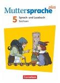 Muttersprache plus 5. Schuljahr - Sachsen - Neue Ausgabe - Schülerbuch