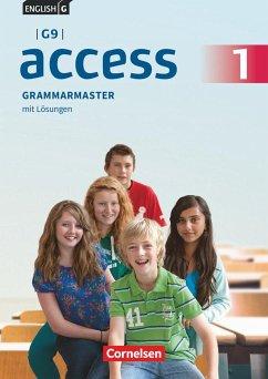 English G Access - G9 - Band 1: 5. Schuljahr - Grammarmaster - Berwick, Gwen; Thorne, Sydney