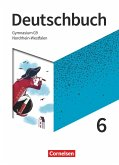 Deutschbuch Gymnasium 6. Schuljahr - Nordrhein-Westfalen - Neue Ausgabe - Schülerbuch