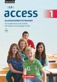 English G Access - G9 - Band 1: 5. Schuljahr - Klassenarbeitstrainer mit Audios und Lösungen online