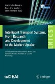 Intelligent Transport Systems, From Research and Development to the Market Uptake (eBook, PDF)