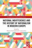 National indifference and the History of Nationalism in Modern Europe (eBook, PDF)