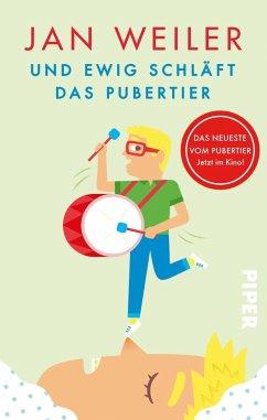 Und ewig schläft das Pubertier / Pubertier Bd.3 (Mängelexemplar) - Weiler, Jan