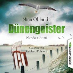 Dünengeister / Kommissar John Benthien Bd.6 (MP3-Download) - Ohlandt, Nina