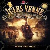 Jules Verne, Die neuen Abenteuer des Phileas Fogg, Folge 19: Duell im Wilden Westen (MP3-Download)
