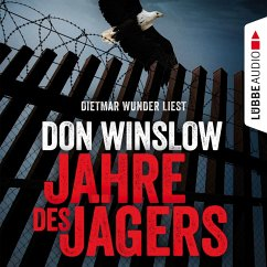 Jahre des Jägers / Art Keller Bd.3 (MP3-Download) - Winslow, Don