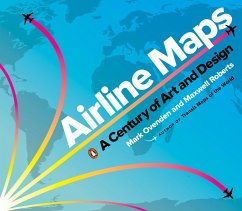 Airline Maps - Ovenden, Mark; Roberts, Maxwell