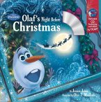 Olaf's Night Before Christmas: Book & CD