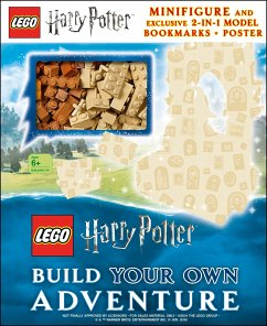 LEGO Harry Potter Build Your Own Adventure - Dowsett, Elizabeth; DK