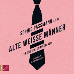 Alte weiße Männer (MP3-Download) - Passmann, Sophie