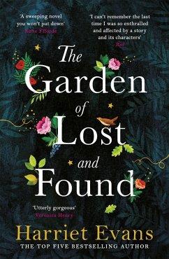 The Garden of Lost and Found - Evans, Harriet