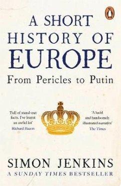 A Short History of Europe - Jenkins, Simon