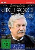 Agatha Christie: Hercule Poirot-Collection DVD-Box