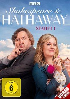 Shakespeare & Hathaway: Private Investigators - Staffel 1 - Joyner,Jo/Benton,Mark