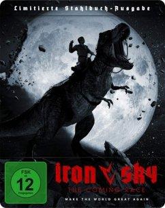 Iron Sky: The Coming Race Steelbook - Kier,Udo/Dietze,Julia/Kaufman,Lloyd/+