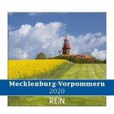 Tischkalender Mecklenburg-Vorpommern 2020