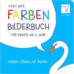 Farben-Bilderbuch für Kinder ab 1 Jahr